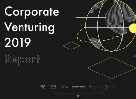 Report on Global Corporate Venturing Research Data